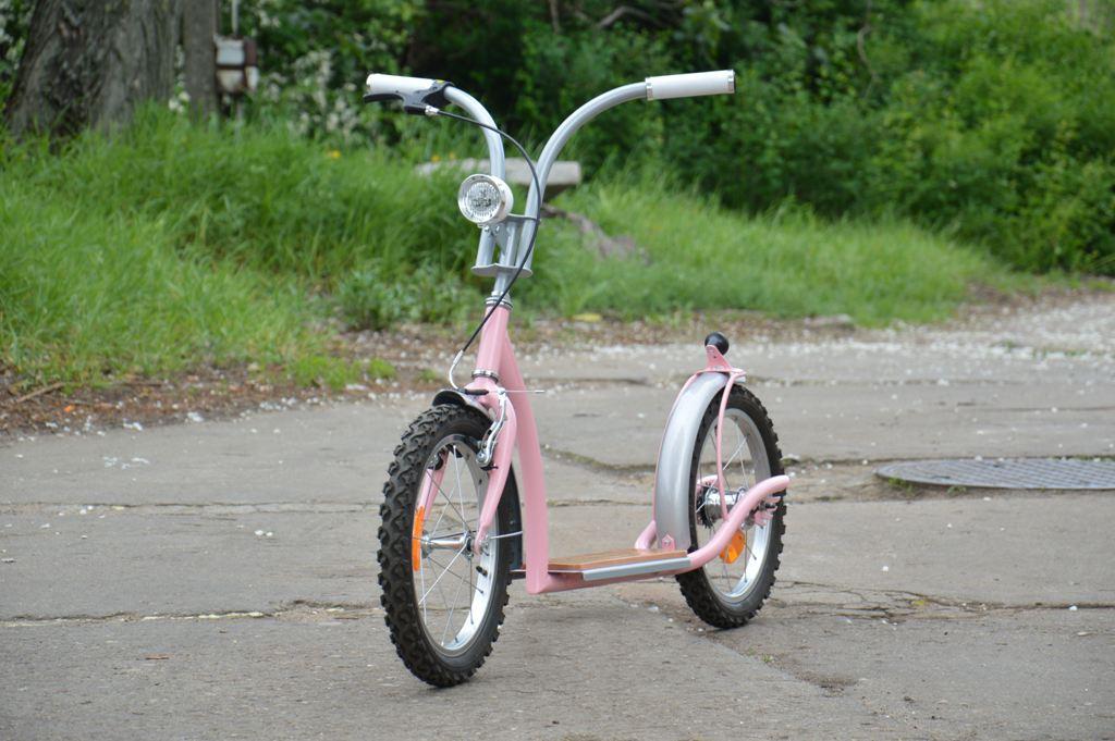 Rower - hulajnoga dziecięca