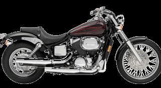 Shadow VT750 DC/Black Widow