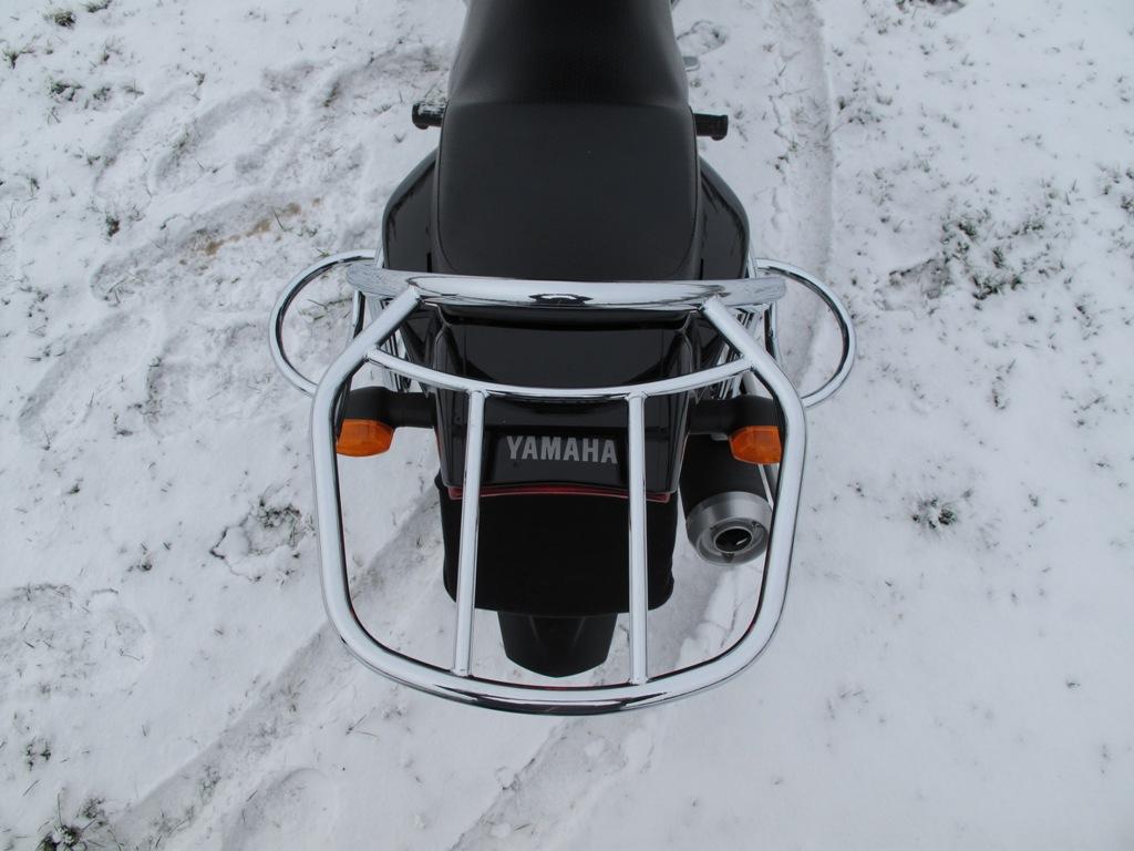 Yamaha YBR125