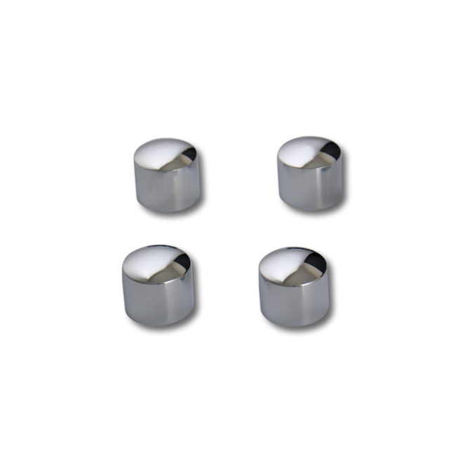 Billet Drive Shaft Housing Nut Covers