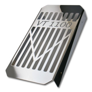 Radiator Cover for HONDA VT1100 (ver.2)