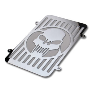 Radiator Cover for KAWASAKI VN900 Classic and Custom – skull