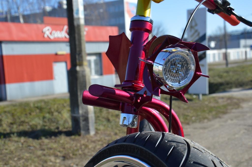 Hulajnoga Violencrer koła motocyklowe 26 cali