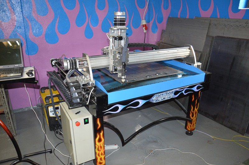 Plazma CNC RoadStyler