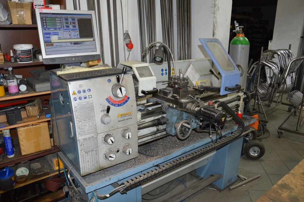 Tokarka CNC