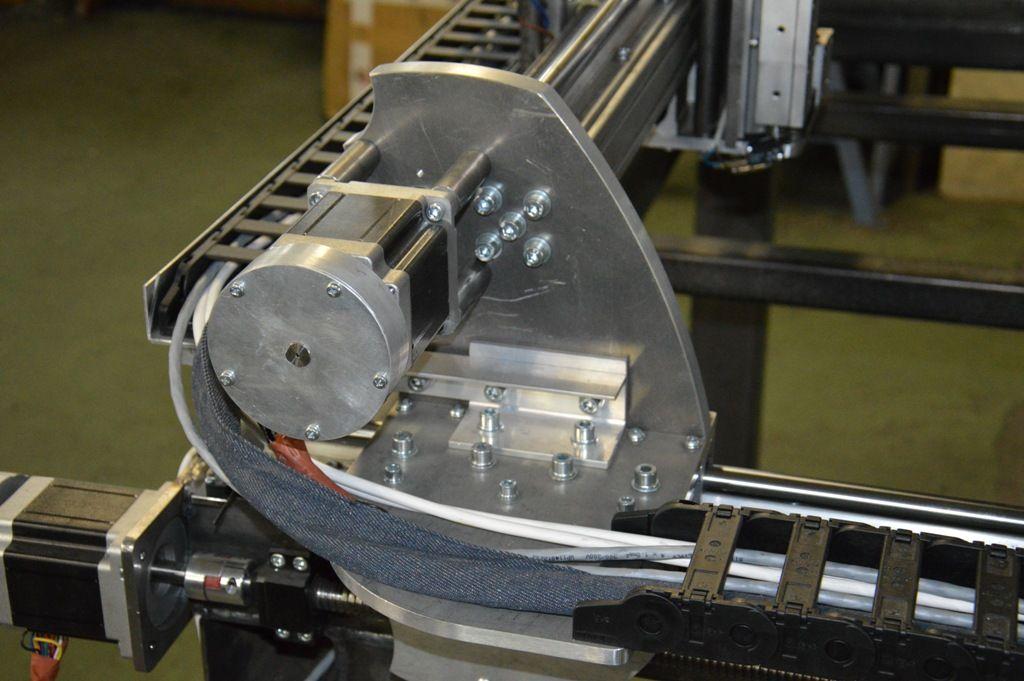 Plazma CNC własnej produkcji