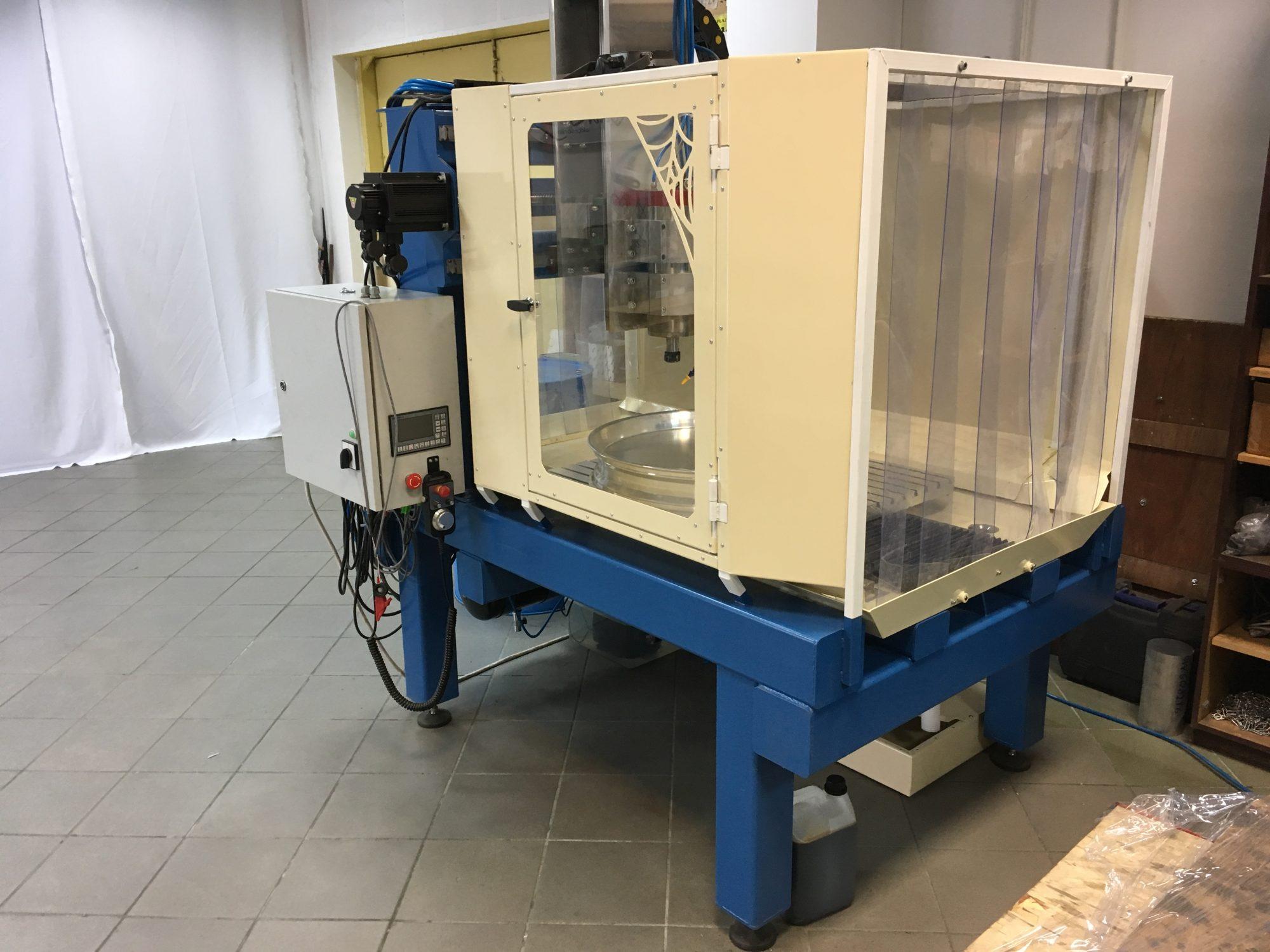 Frezarka CNC frezowanie felg