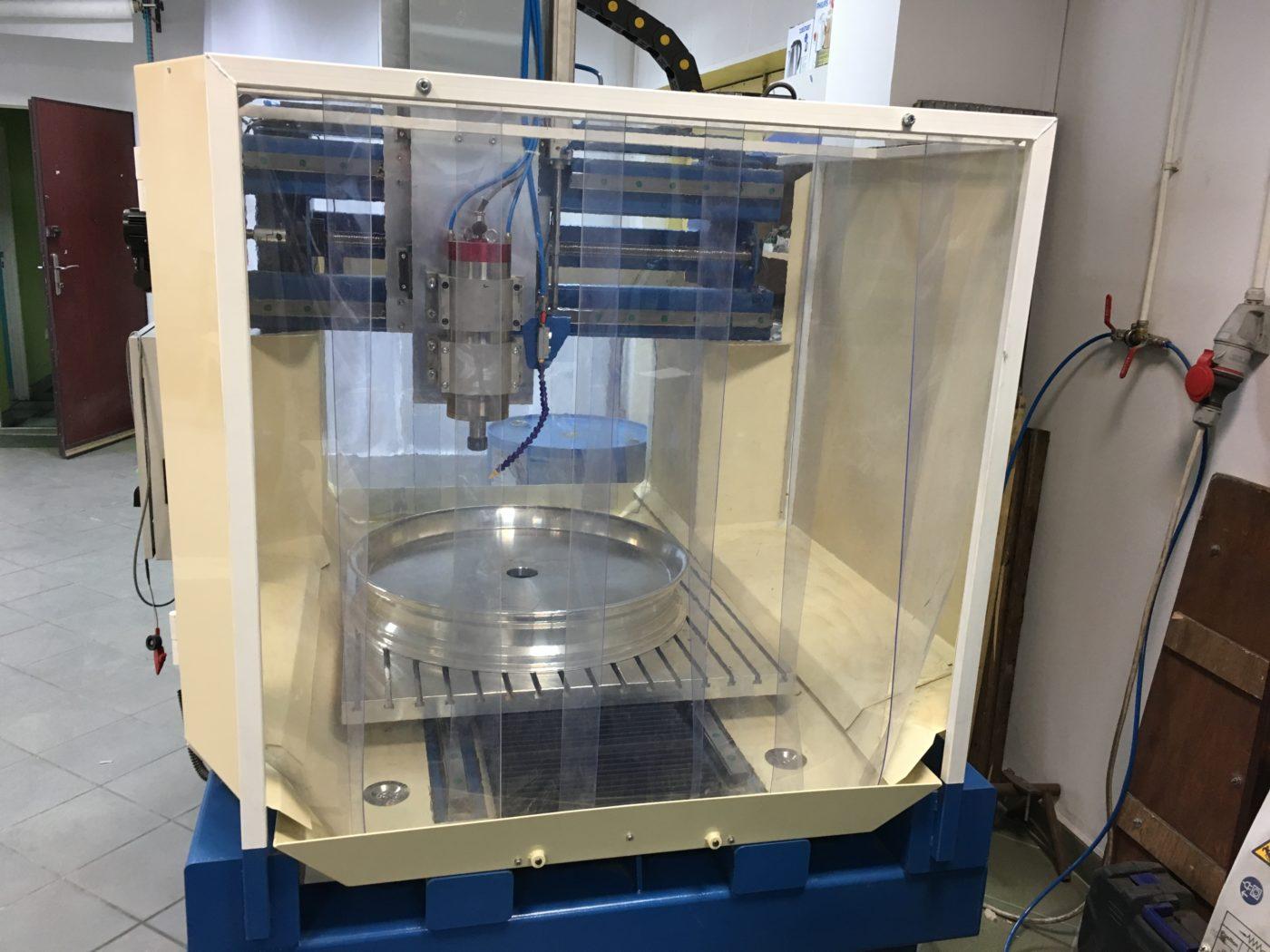 Frezarka CNC ploter