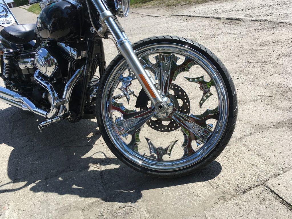 "Harley Wide Glide 26"""
