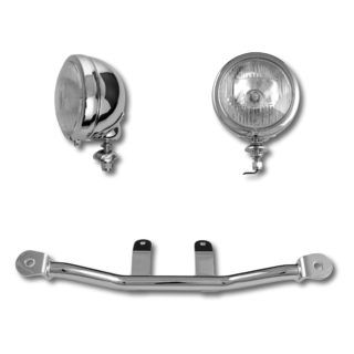 Lightbar + lamps HONDA Shadow VT750 C4/5