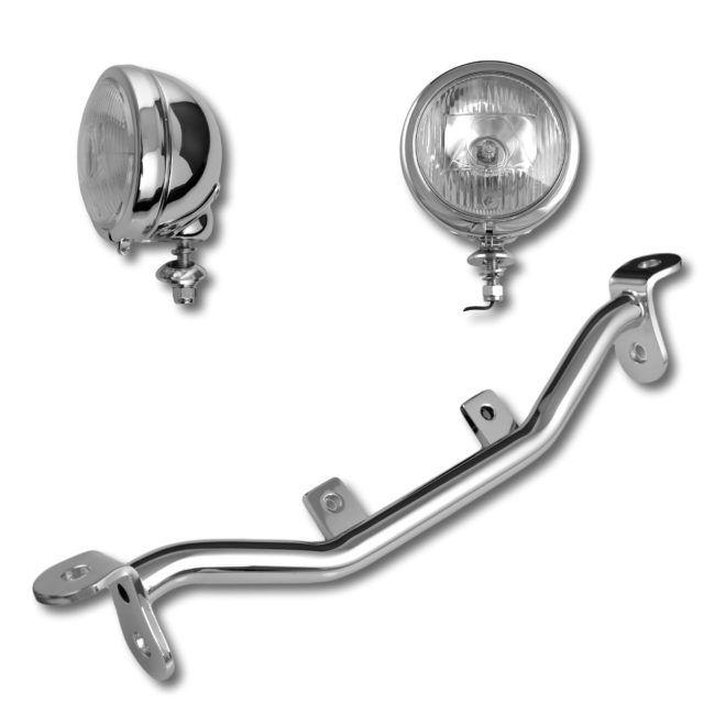 Stelaż + lampy – z uchwytem kierunków SUZUKI Volusia, C800, C50