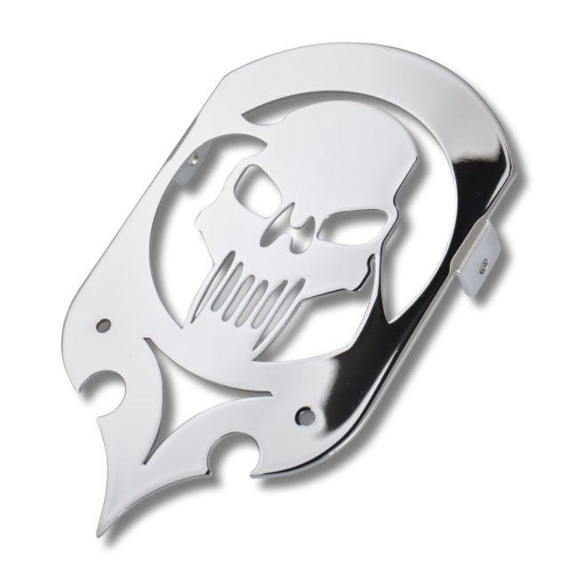 Battery Cover SUZUKI 1500 LC – skull
