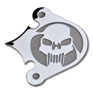 Rear Swingarm Cover (small skull)