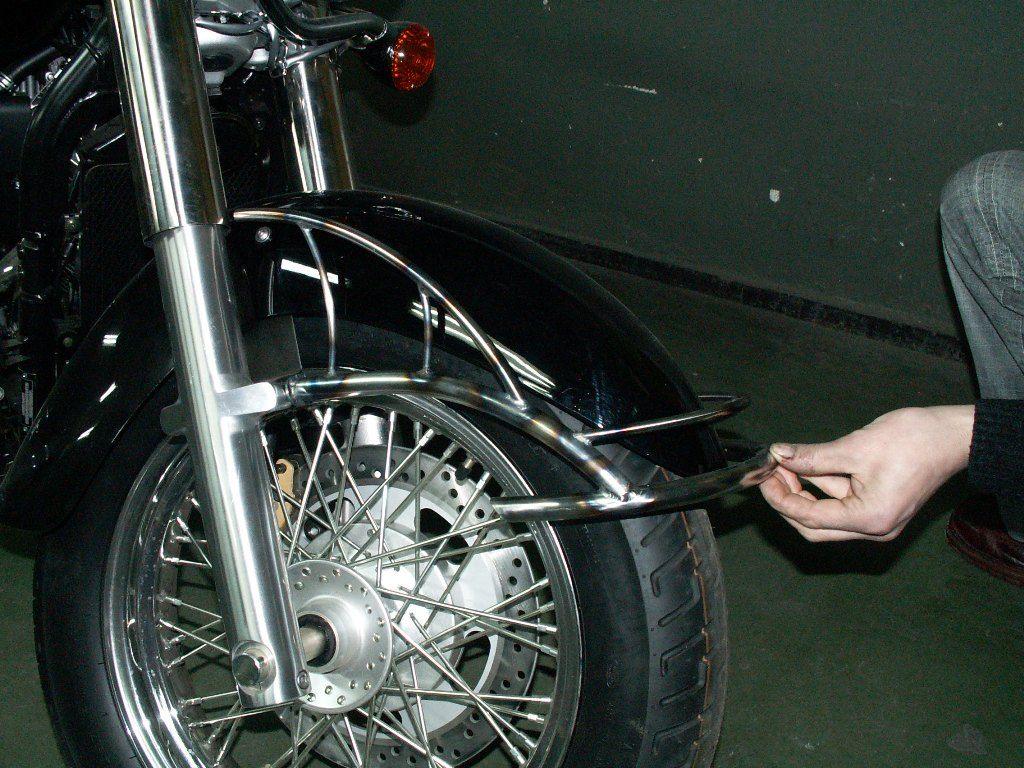Reling Kawasaki VN900