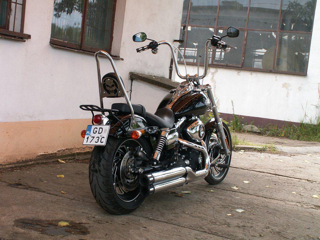 Harley Wide Glide