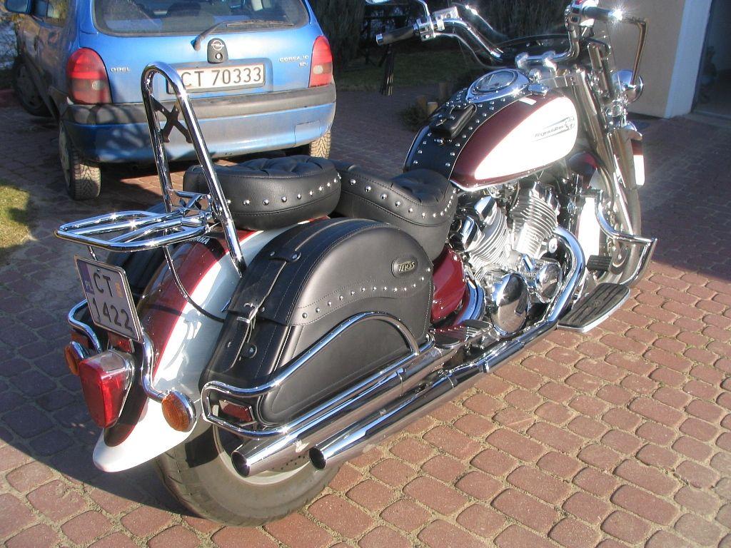 Yamaha Royal Star 1300 gmol