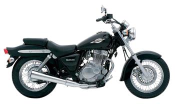 Marauder GZ125