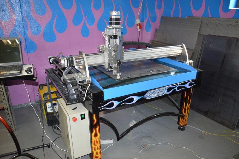 Plazma CNC RoadStyler
