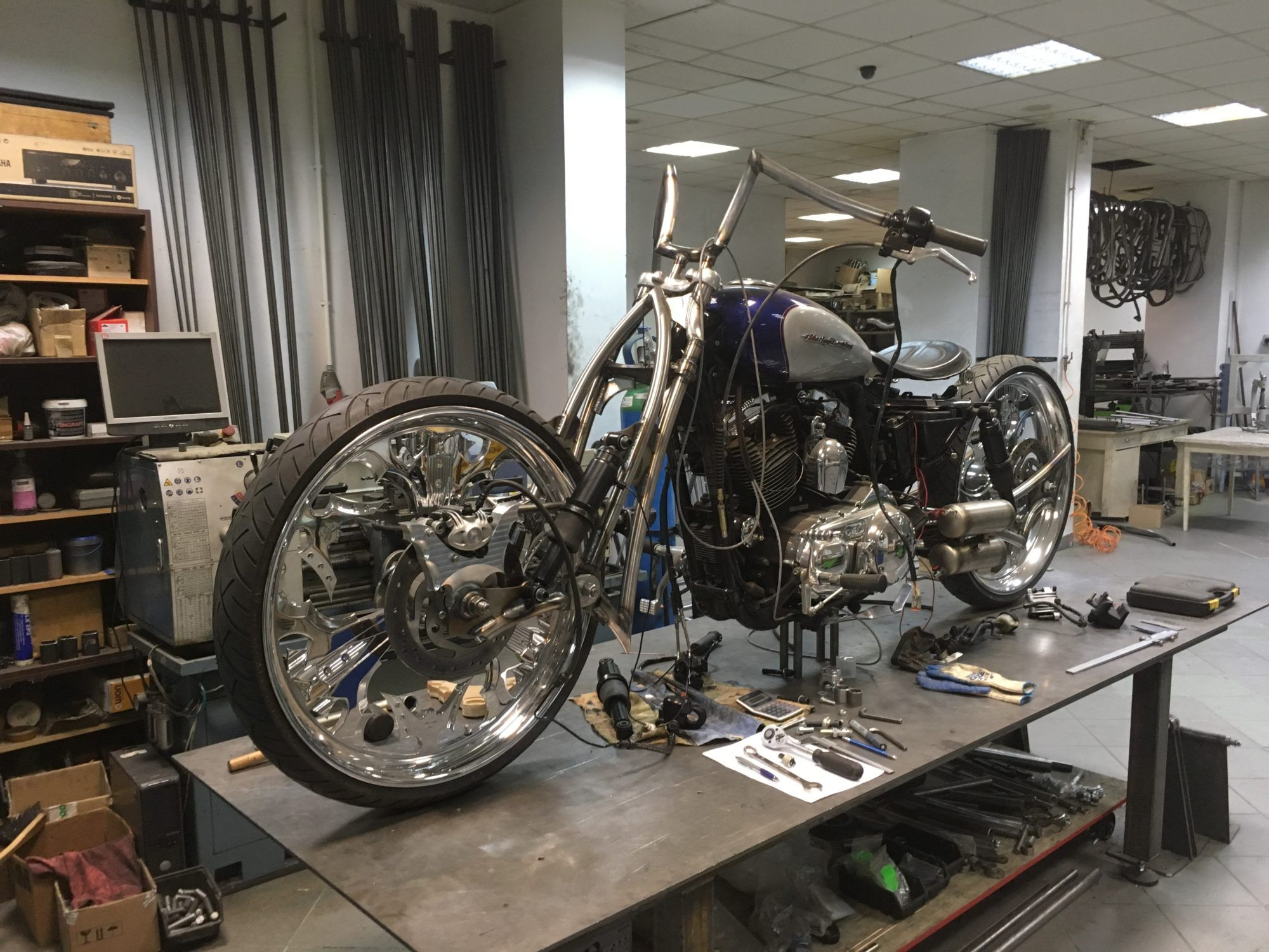 Harley Custom Sportster XL1200