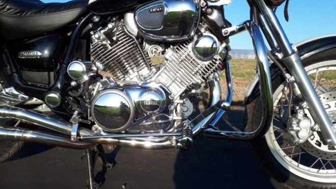 Front Engine Guards YAMAHA Virago 750/1100