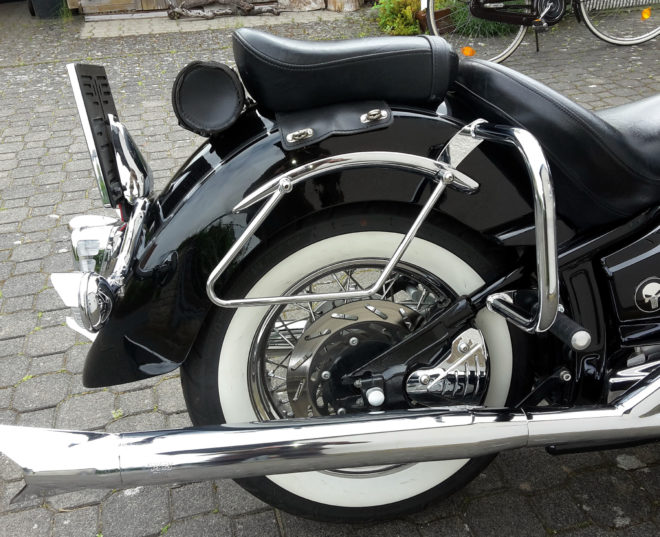Back Engine Guards YAMAHA Drag Star 1100