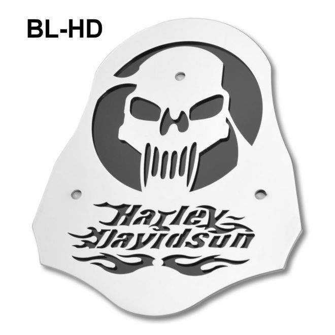 High backrest – Harley Touring Road King and Street Glide 1997-2008