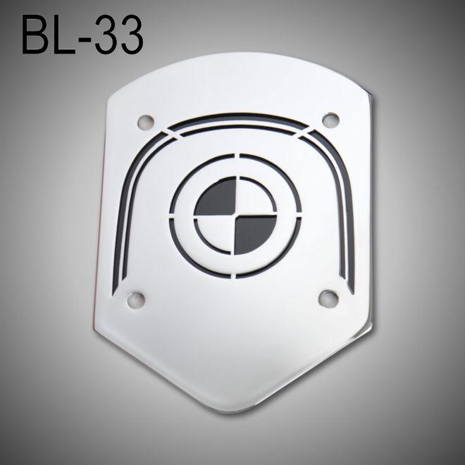 Oparcie pasażera BMW R18