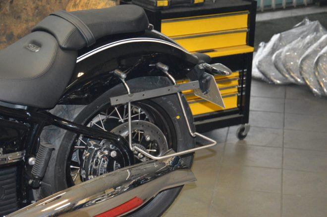 Saddlebag Support Bars for BMW R18
