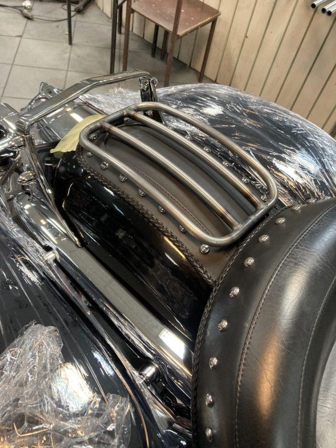 Luggage Rack HONDA Valkyrie F6C – solo