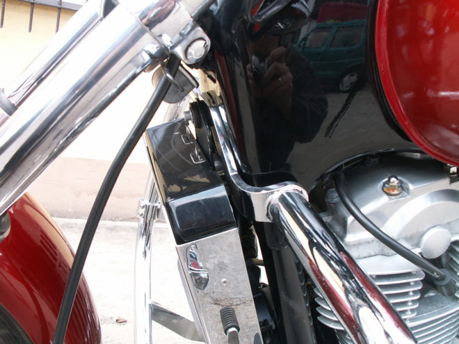 Front Engine Guards HONDA VT1100C SC18