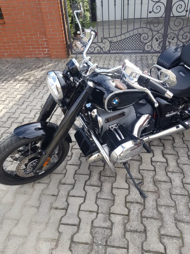 Front Engine Guards BMW R18