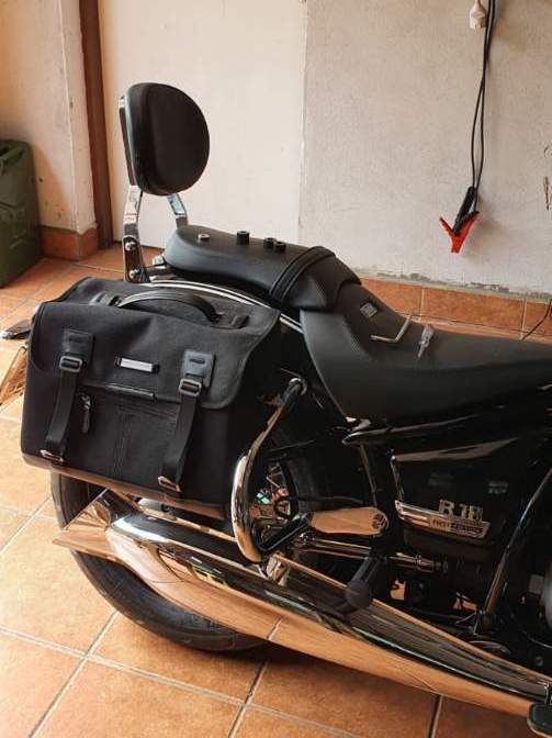 Passenger Backrest BMW R18