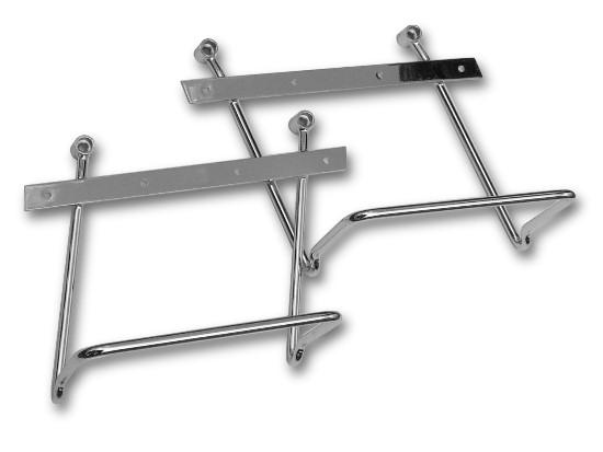 Saddlebag Support Bars YAMAHA 650 Custom (big)