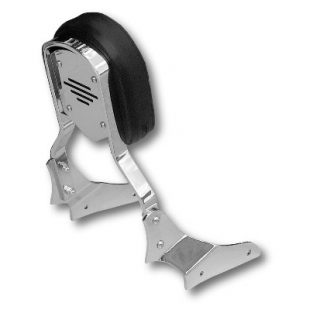 Passenger Backrest HONDA VTX1300/1800 Custom