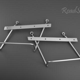 Saddlebag Support Bars TRIUMPH Rocket (big)