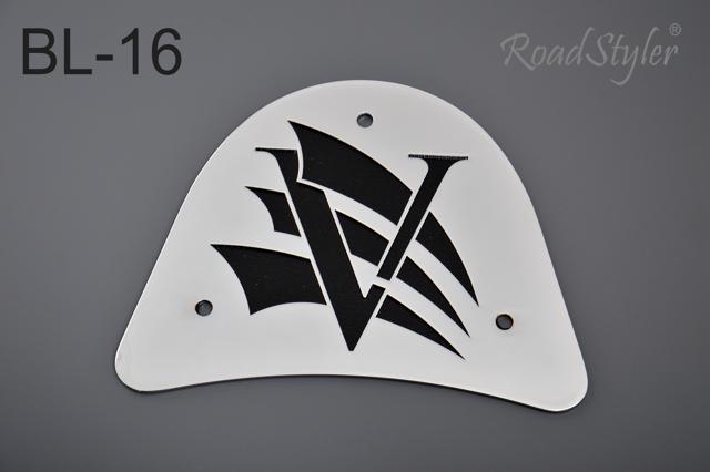 Big backrest back plate – V, BL-16