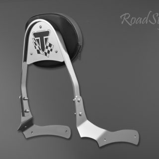 Passenger Backrest for TRIUMPH Rocket