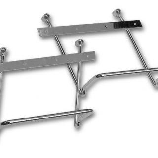 Stelaże pod sakwy z podporą HONDA VTX1300/1800 Retro i Neo