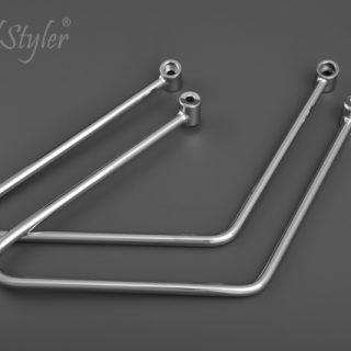 Saddlebag Support Bars HYOSUNG GV125C