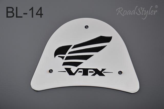 Passenger Backrest HONDA VTX1300/1800 Custom
