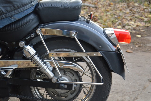 Saddlebag Support Bars YAMAHA Virago 250 (big)