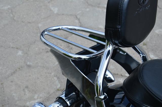 Luggage Rack for original backrest 950/1300
