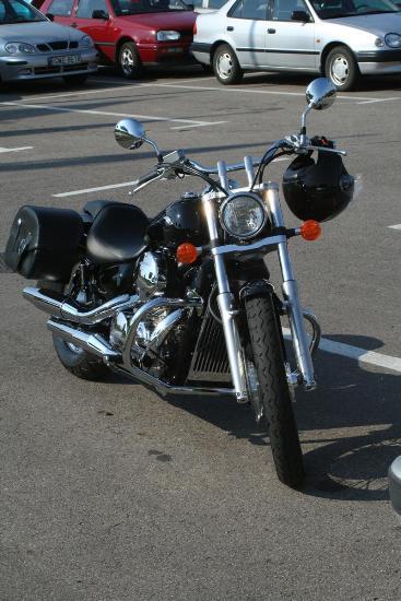 Gmole przednie HONDA Shadow VT750 C4/5 i Spirit