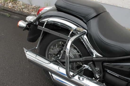 Back Engine Guards KAWASAKI VN900 Classic and Custom