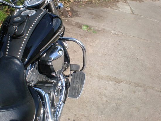 Front Engine Guards YAMAHA Midnight Star 1300