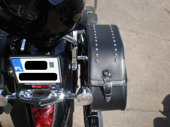 Saddlebag Support Bars for YAMAHA Midnight Star 1300 (big)