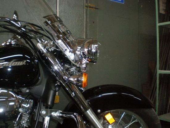 Lightbar HONDA Shadow VT750 C4/5