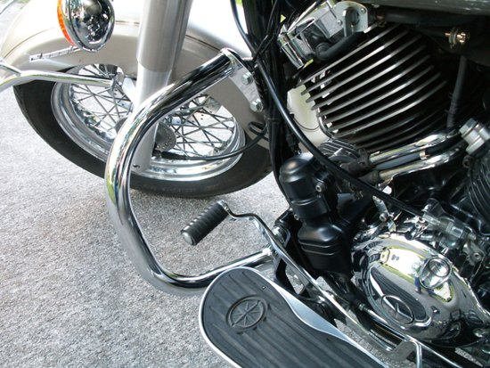 Front Engine Guards YAMAHA Drag Star 650