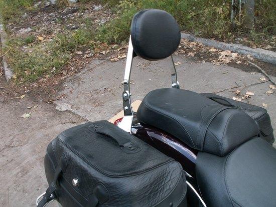 Passenger Backrest for SUZUKI Intruder C1800
