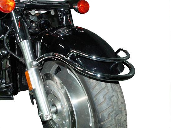 Front Fender Trim Rail HONDA VTX1300/1800 Retro/Neo